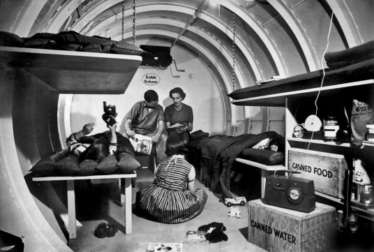 cold war bomb shelter 2