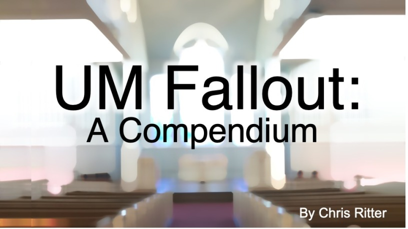UM Fallout: A Compendium – People Need Jesus