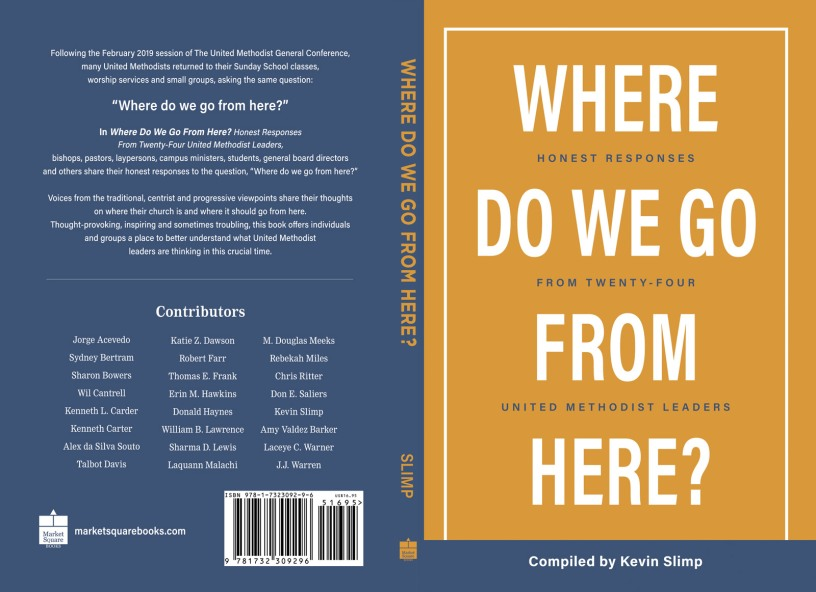 Book Release: Where Do We Go from Here? – People Need Jesus